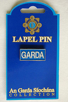 Irish Police Garda Logo