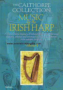 Music For The Irish Harp Volume 1