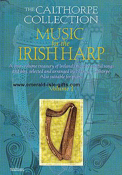 Music For The Irish Harp Volume 1 (with Nancy Calthorpe)