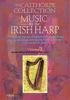 Music For The Irish Harp Volume 2