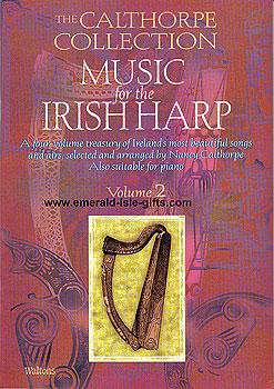 Music For The Irish Harp Volume 2 (with Nancy Calthorpe)