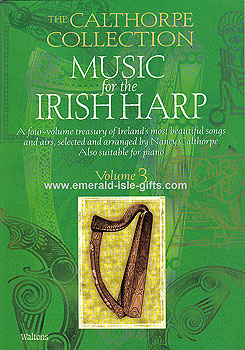 Music For The Irish Harp Volume 3