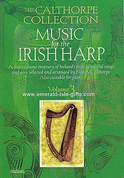 Music For The Irish Harp Volume 3 (with Nancy Calthorpe)