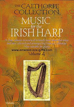 Music For The Irish Harp Volume 4 (with Nancy Calthorpe)