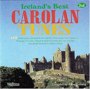 110 Irelands Best Carolan Tunes CD (Music CD)
