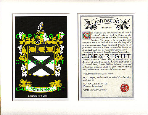 how to get a family crest