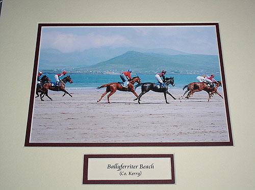 Kerry - Ballyferriter Beach (Horses training)