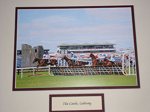 Galway Races, The Castle