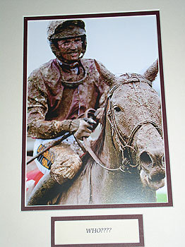 Who ???.....Horse & Jockey