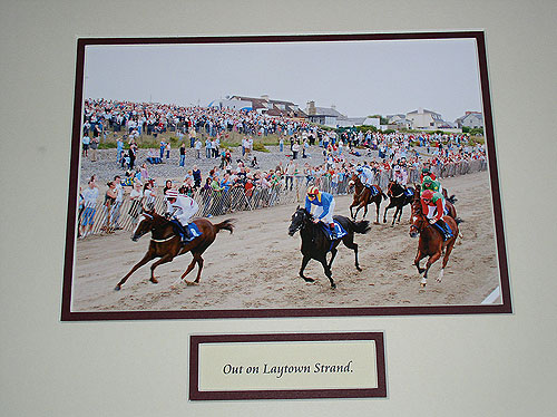 Laytown Beach Horse Racing