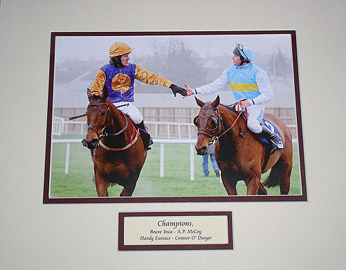 Champions: Brave Inca & Hardy Eustace