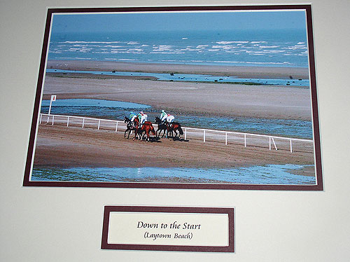 Laytown Beach - Down to the Start