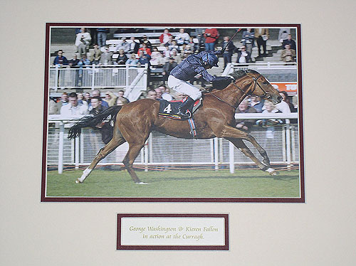 """Georgeous"" George Washington