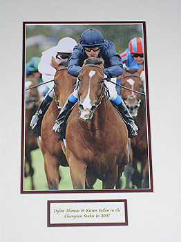 Dylan Thomas -  Champion Stakes 2007