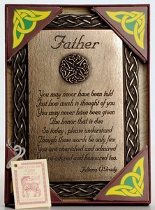 Tribute to Father