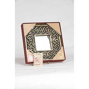 Celtic Knot Bronze Mirror