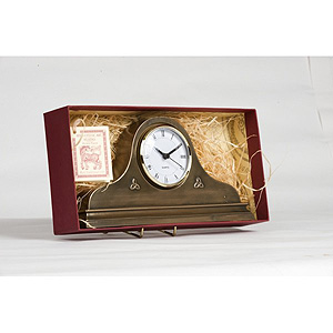 Mantle Piece Bronze Clock