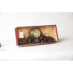 Classic Floral Clock
