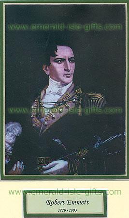 Robert Emmet Irish Patriot