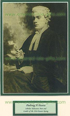 Padraig Pearse Lawyers garb (Circa 1907)