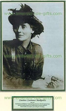 Countess Markiewicz Portrait