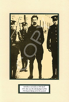 Capture Of Eamon De Valera Easter Rising
