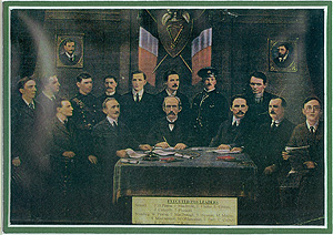 The Last Supper: Executed Leaders