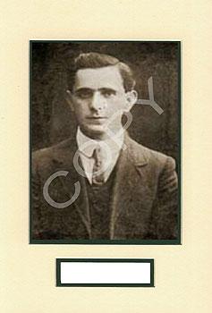 Sean Macdiarmada Easter 1916 Rising (Military mastermind)
