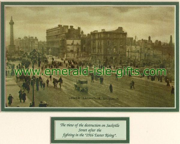 Easter Rising 1916 Sackville Bridge