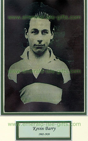 Kevin Barry Irish Patriot