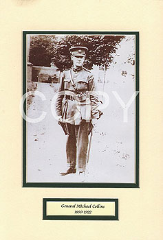General Michael Collins Irish Patriot