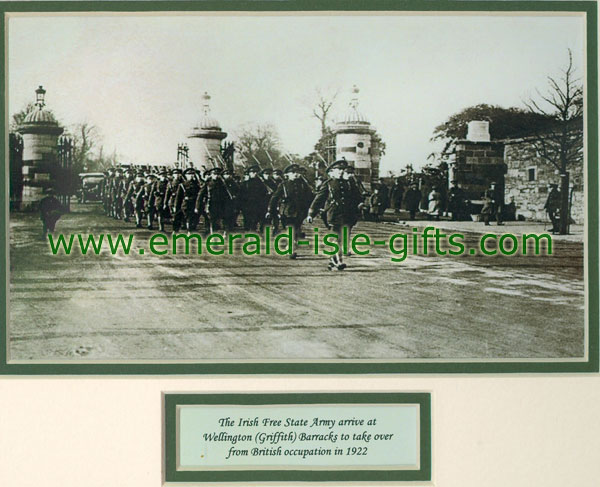 Ireland 1922 Free State Troops