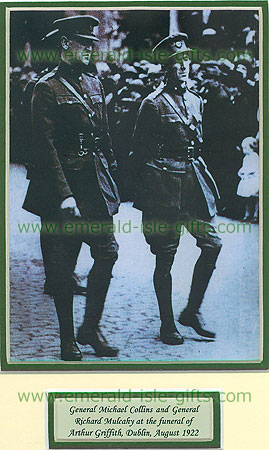 Richard Mulcahy & Michael Collins 1922
