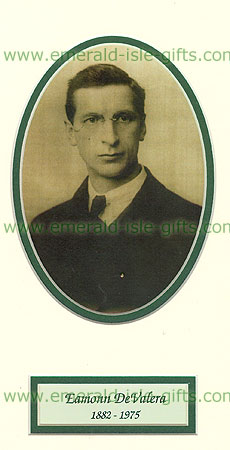 Eamon De Valera Irish Rebel
