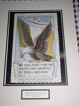 Irish-American Republican Label
