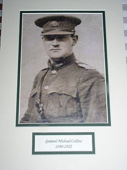 General Michael Collins - Military