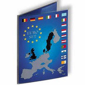 2003 Ireland Euro Coin Set Uncirc. Presentation Pack