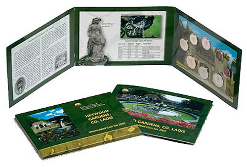 2005 Ireland Central Bank Official Euro Pack