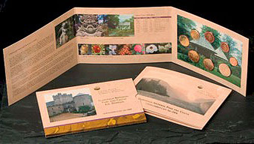 2006 Ireland Central Bank Official Euro Pack