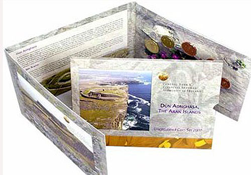 2007 Ireland Central Bank Official Euro Pack KMS
