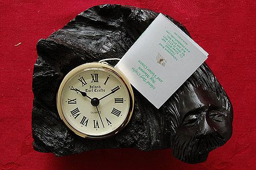 Old Man Time Irish Turf Clock (5000 Years old !!!)