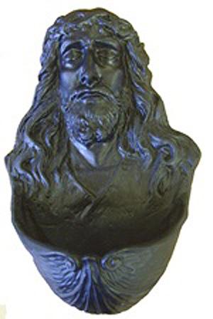 Our Lord Irish Turf Waterfont (from 5000 year old Irish peat turf)