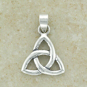 Celtic Trinity 3 Symbol Pendant