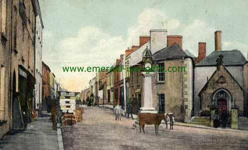 Carrick-On-Shannon - Leitrim - Main St
