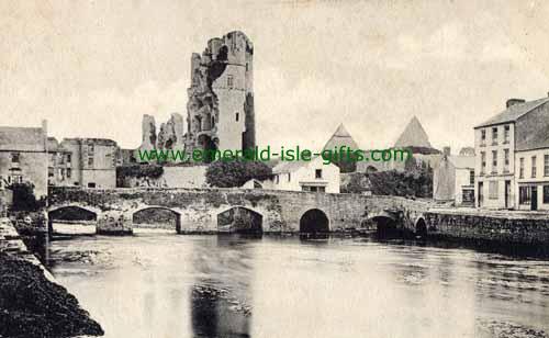 Askeaton - Limerick - B/W