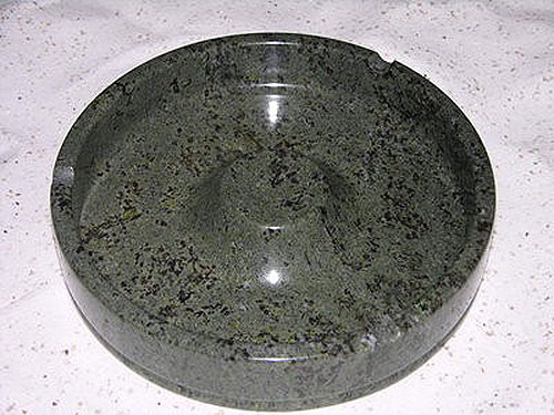 Connemara Marble Ashtray