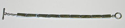 Irish Silver Bracelet