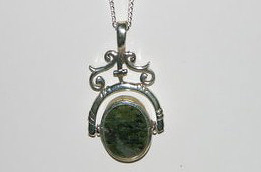FOB Mother of Pearl Pendant