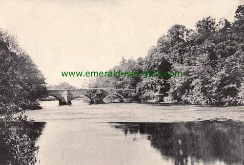 Ballymahon - Longford - Newcastle Bridge (River Inny)
