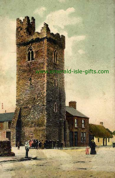 Dundalk - Louth - Seatown Castle